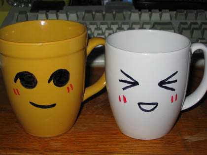 Futakoi Alternative mugs