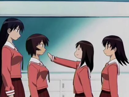 Sakaki, Kagura, Osaka, and Tomo