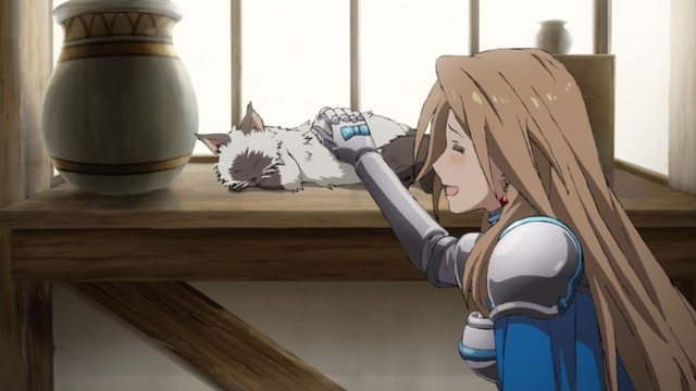Cat and Katalina