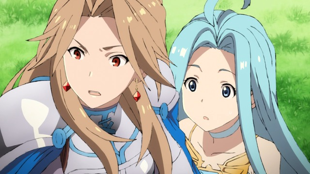 Katalina and Lyria