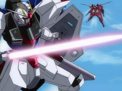 gundam seed destiny. in Gundam SEED Destiny
