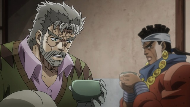 Joseph and Avdol