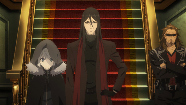 Gray, Waver, and Kairi