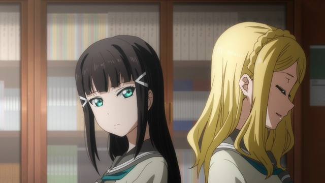 Dia and Mari