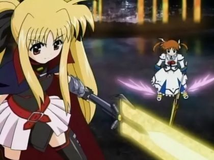 Fate and Nanoha
