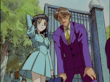 Yuuhi and Kazuo