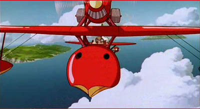 Porco's airplane
