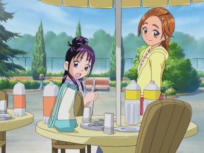 Mai and Saki