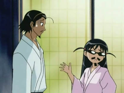 Harima and Tenma