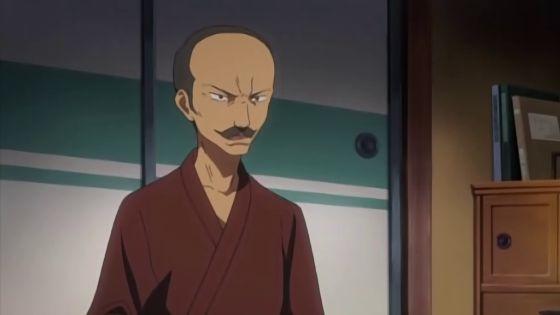 Otoha's grandfather.
