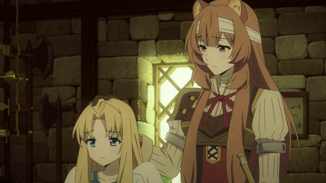 Filo and Raphtalia